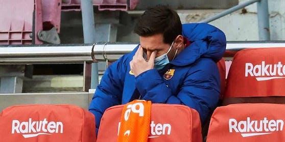 Lionel Messi reist nicht nach Kiew.