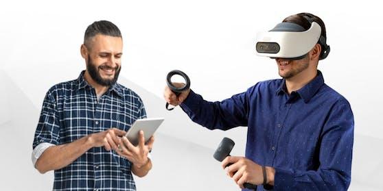 Mit dem größten Update seit Markteinführung des Headsets im Jahr 2019 kommen Neuerungen.