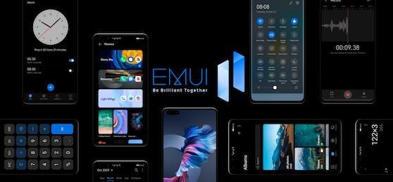 EMUI (Emotion User Interface) ist die eigene Smartphone-Benutzeroberfläche von Huawei.