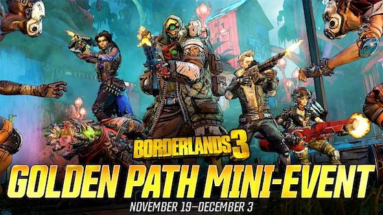 Beim neuesten Mini-Event in Borderlands 3 können sich die Spieler mit legendärer Ausrüstung eindecken, während sie die Kampagne abschließen.