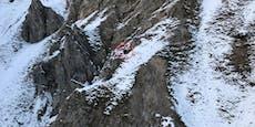 Ehepaar (32, 30) steckte im Tiroler Tiefschnee fest