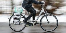 20-Jähriger erfriert, nachdem E-Bike schlappmachte