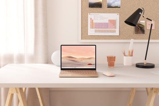 Microsoft Surface Laptop Go ab sofort in Österreich erhältlich.