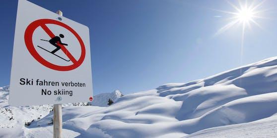 Geht es nach der italienischen Regierung, bleiben Europas Skipisten in diesem Winter geschlossen