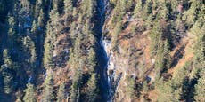 Kleinkind (3) stürzt bei Wanderung 50 Meter ab