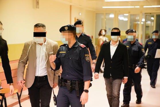 Drei Männer standen gestern in Wien wegen sexuellem Missbrauch vor Gericht.