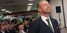 """Rapid-Boss Bruckner: """"Davonlaufen nützt nichts"""""""