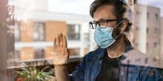 """""""Lockdown für zuhause"""": Dasempfiehlt Ärztekammer jetzt"""