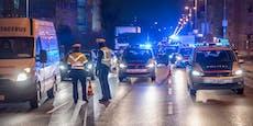 Polizisten wegen Kündigung mit Erschießen bedroht