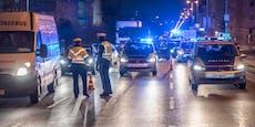 Polizei fasst Gangster-Triobei Planquadrat