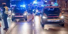 Drogen- und Alkohol-Party in Wien eskalierte völlig