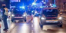 Sohn würgt Mutter in Wien, verletzt sie mit Scherben