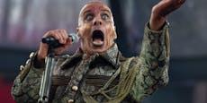 Rammstein-Sänger Till Lindemann löst Band auf