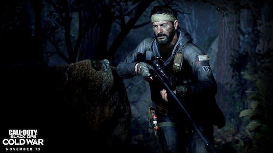 """""""Call of Duty Black Ops: Cold War"""" ist jetzt erhältlich."""