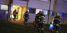Feuerwehr-Einsatz wegen Popcorn-Panne in Wohnung