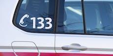Lkw-Lenker hörte Stimmen aus Laderaum und rief Polizei