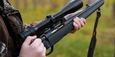 Cobra-Einsatz in Scheibbs! Jäger schoss auf Krähen
