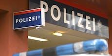 Wien-Penzing: Morddrohung wegen gestohlener Flasche