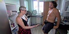 Gemeindebau-Alice filmt auf ATV ersten Porno-Clip