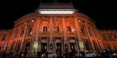 Deshalb leuchtet Wien ab Mittwoch orange