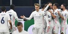 Wichtiger 2:0-Sieg für Real, Liverpool vergibt Aufstieg