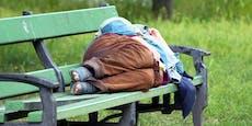 Vermisste Mädchen halfen Obdachlosem