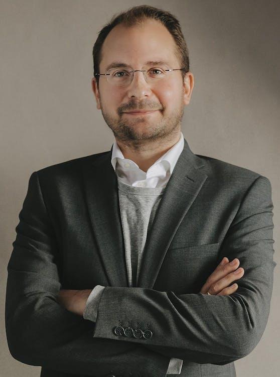 Paul Pöltner startet Organic Venture Building mit Guiding Innovators.
