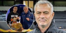 Mourinho verliert bei Wette Schinken um 560 Euro