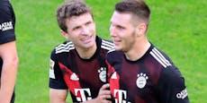 Gewichtsprobleme? Bayern-Star aus Kader gekickt