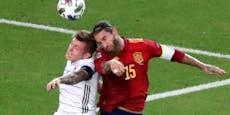Kroos reiste nach 0:6-Debakel im Flieger der Spanier