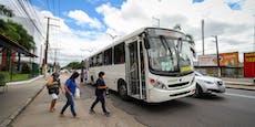 32 Tote bei Bus-Crash in Brasilien