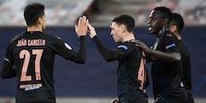 Manchester City holt mit 1:0-Erfolg Achtelfinal-Ticket