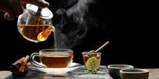 Zu heißer Tee kann zu Speiseröhrenkrebs führen