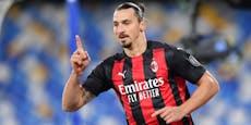 Zlatan Ibrahimovic verrät: Ich spiele weiter, bis...