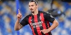 Ibrahimovic verlängert Vertrag beim AC Milan