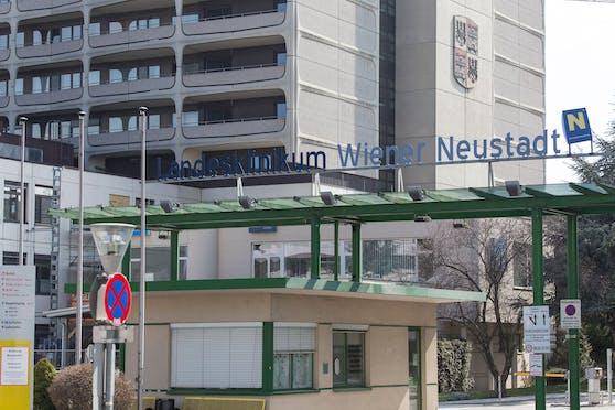 Das Spital in Wr. Neustadt