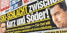 """Ski-Schlacht"" eskaliert! Dringender Appell an Söder"