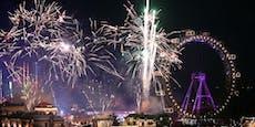 Wer Silvester mit Feuerwerk feiert, dem droht Gefängnis