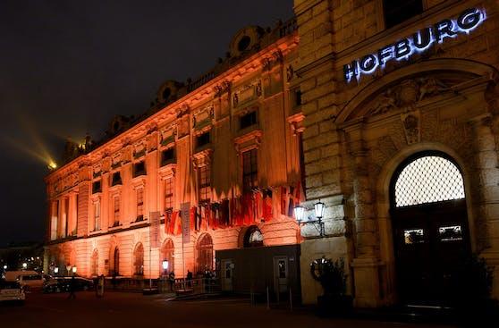 Die Hofburg in Wien soll für Obdachlose zum Aufwärmen geöffnet werden.