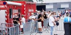 Massentests in Wien müssen verschoben werden