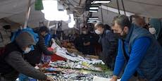 Türkei ändert Zählweise, Corona-Zahlen explodieren