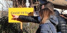 Südtirol testet 362.000 Menschen: So viele sind positiv