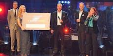 ORF überprüfte Identität von Millionen-Spender