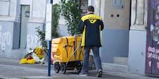 1 Million Pakete pro Tag: Post muss Personal aufstocken