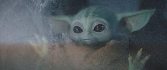 "The Child alias Baby Yoda in ""The Mandalorian"""