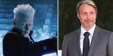 Fans geschockt: Mads Mikkelsen ersetzt Johnny Depp