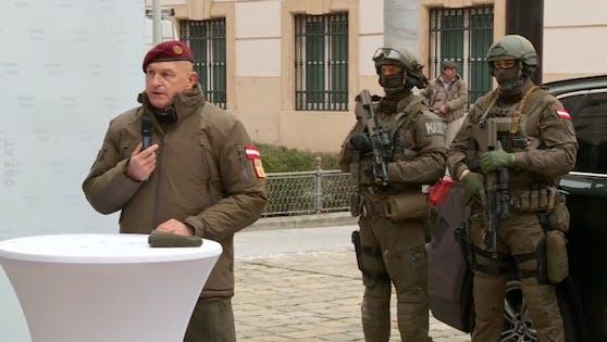 Die neue Cobra-Einheit soll besonders schnell im Einsatz stehen können, um Terroristen entgegenzutreten