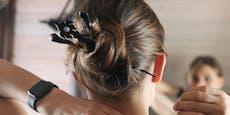 Haaransatz kaschieren: 5 Tipps für zu Hause