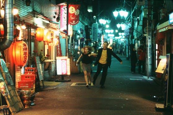 """Lost in Translation"" entführt dich in die Metropole ""Tokio""."