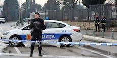 Montenegro: Mann sprengt sich mit Handgranate in Luft